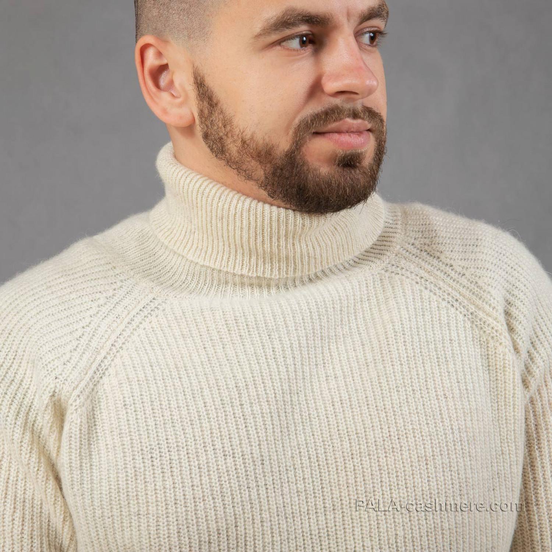 Свитер шерстяной мужской