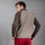 Male light brown sweater