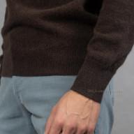 Теплый шерстяной джемпер
