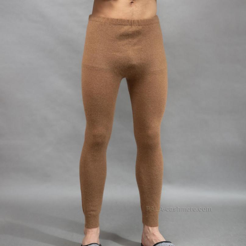 Мужские кальсоны из верблюжьей шерсти