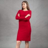 Мягкое кашемировое платье