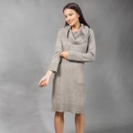 Платье из шерсти яка