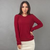 Cashmere maroon jumper