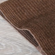 Camel hair belt is elastic