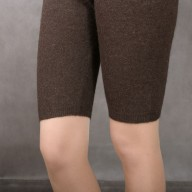 Yak wool brown Women's shorts