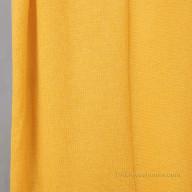 Желтый палантин из кашемира