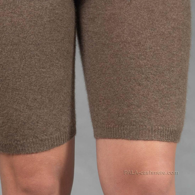 Women's yak wool shorts