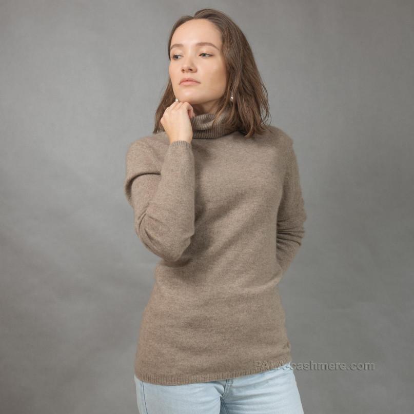 Кашемировый женский свитер