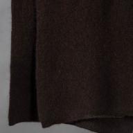 Трикотажный шарф шерсть яка