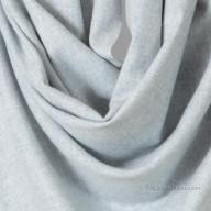 Светло-серый кашемировый палантин