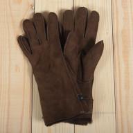 Женские перчатки из овчины