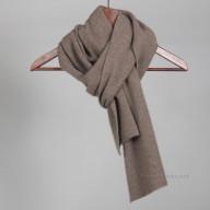 Мягкий кашемировый шарф