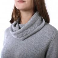 Dress Cashmere Gray