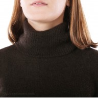 Yak Wool Brown Sweater